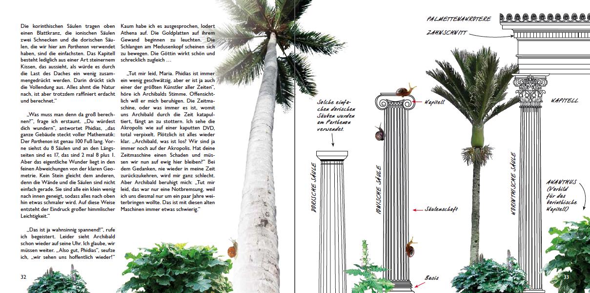 Der Geist der Architektur_Säulen
