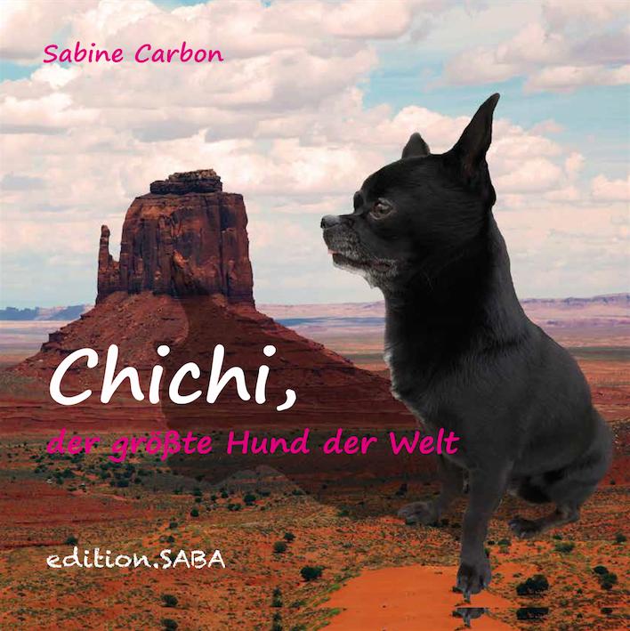 Chichi der größte Hund der Welt